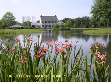 Dr. Jeff Laborde's home